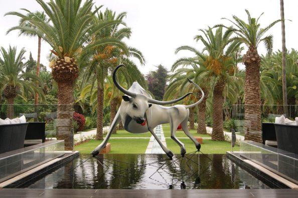 1. Sculptures animalières